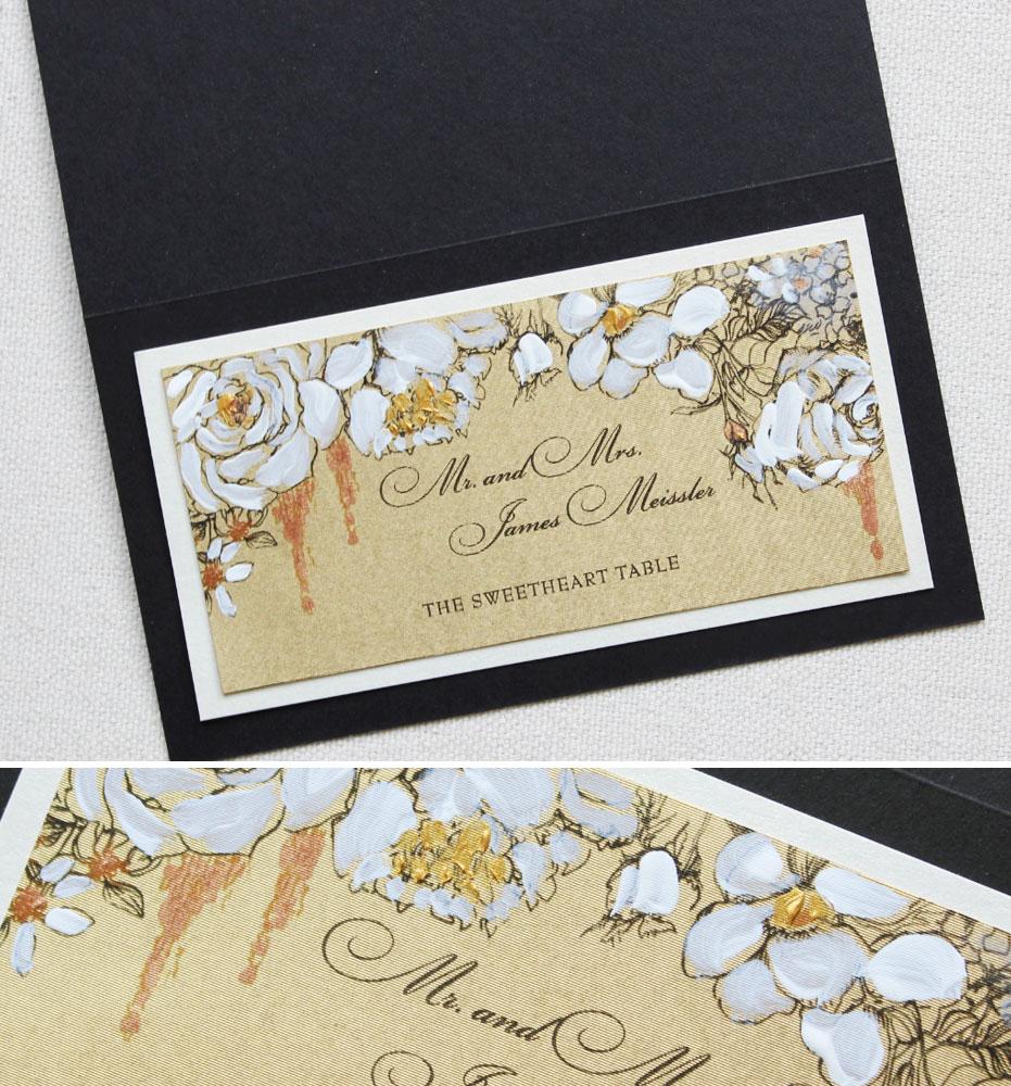 white-floral-wedding-day-accessories
