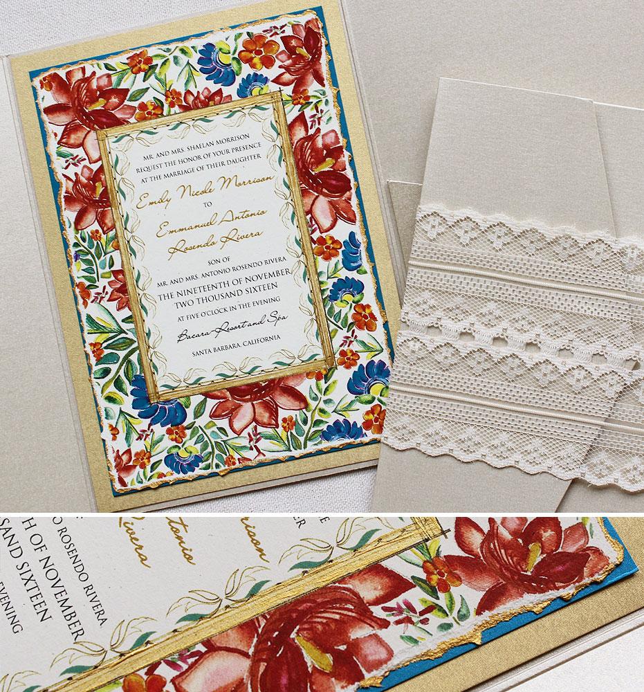 floral-pattern-wedding-invite