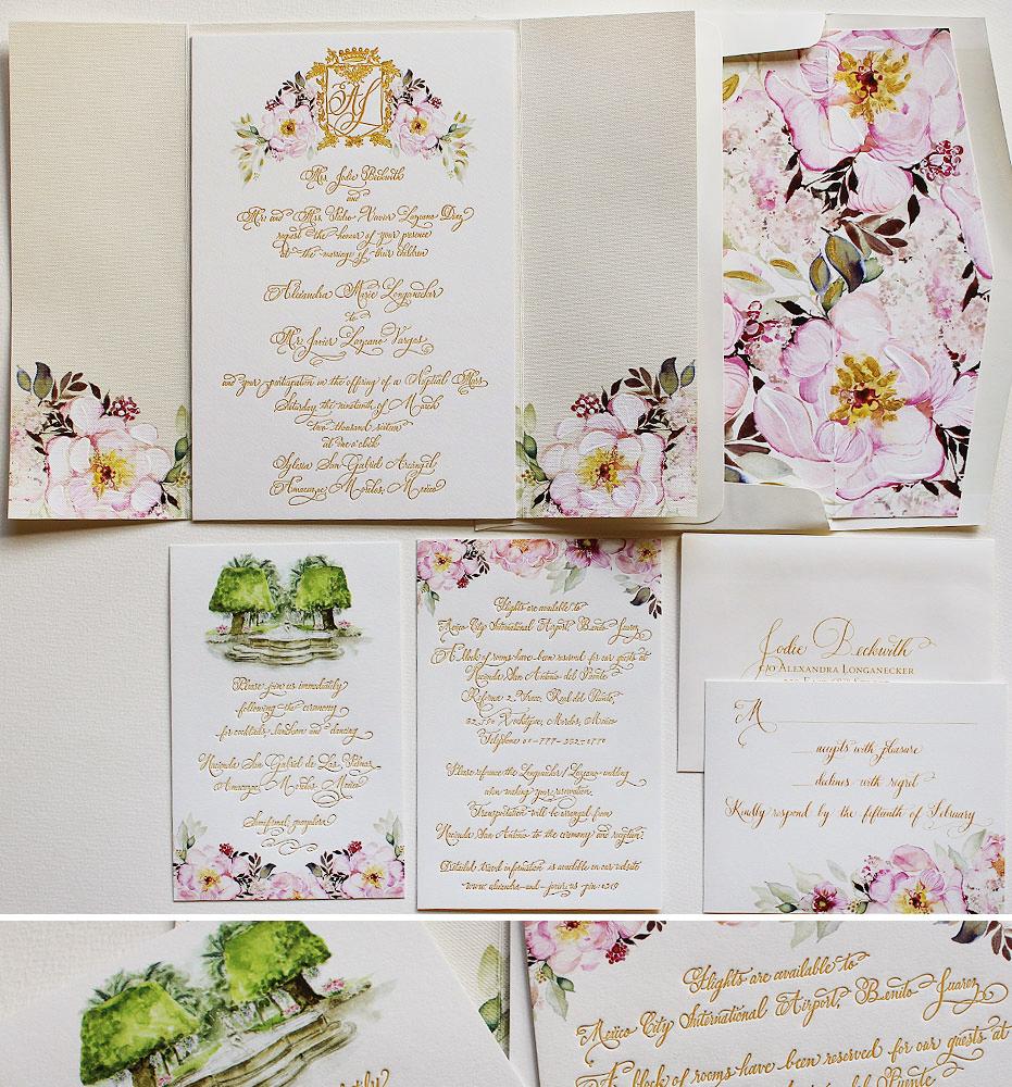 custom-monogram-wedding-invite