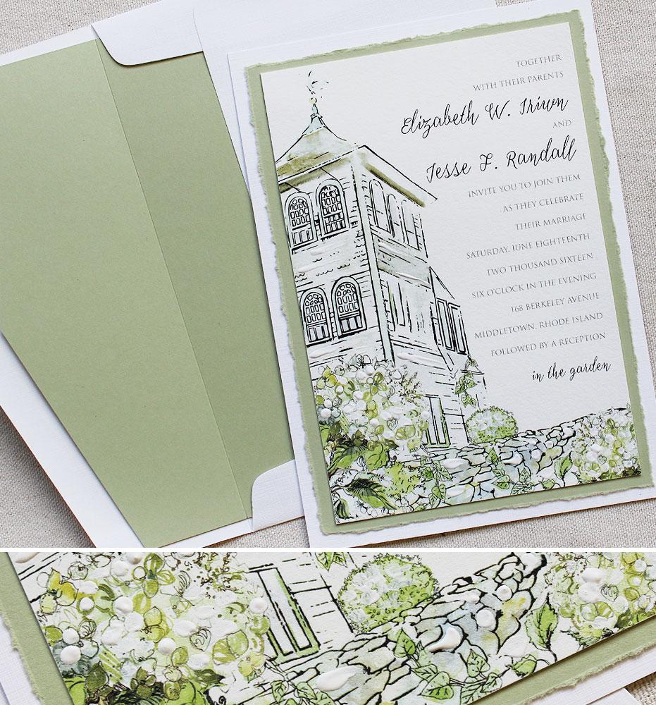 custom-illustrated-wedding-invitation