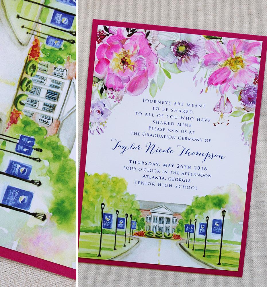 watercolor-floral-graduation-invitation