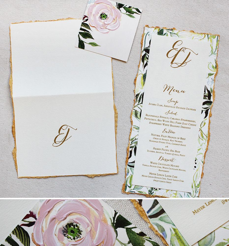 floral-pattern-wedding-day-accessories