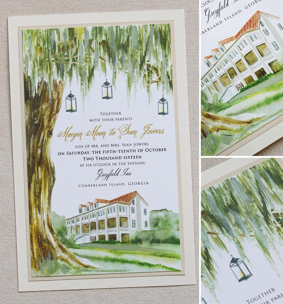 plantation-wedding-invitation