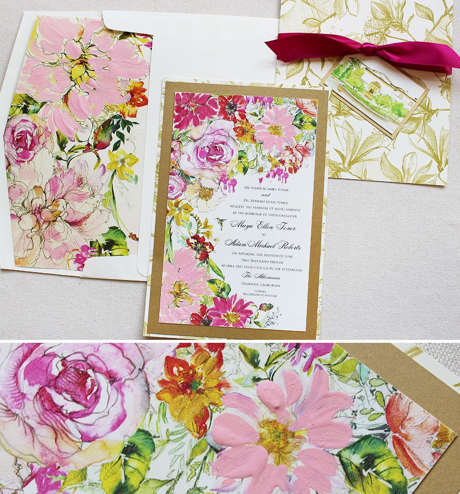 bright-floral-wedding-stationery