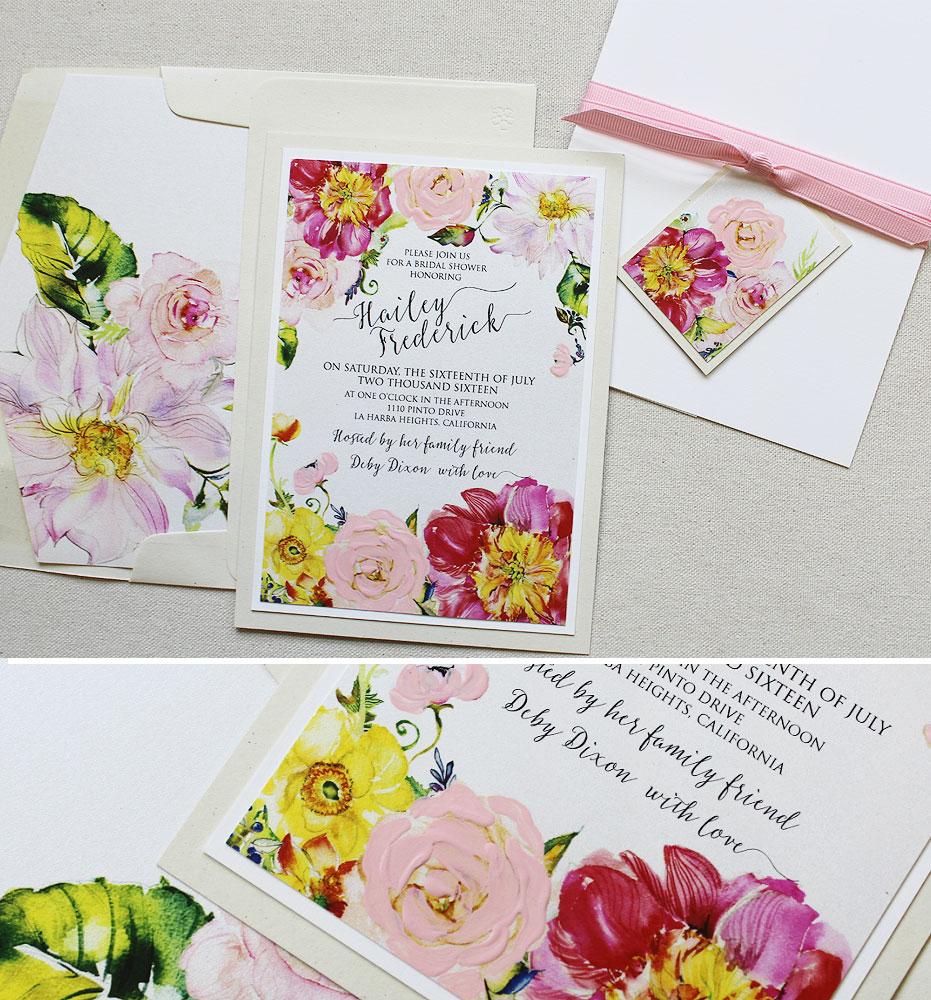 custom-bridal-shower-invitations
