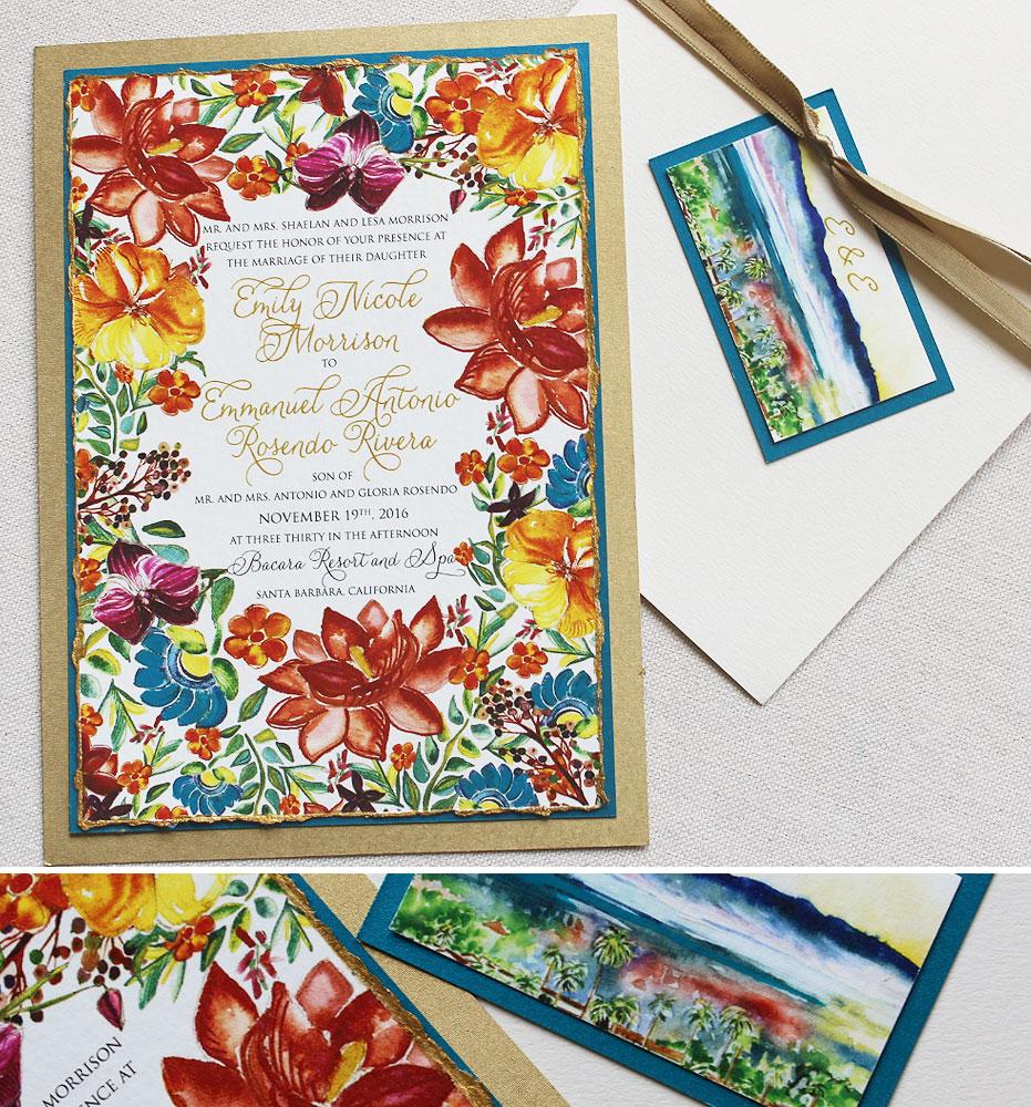 pattern-wedding-invite