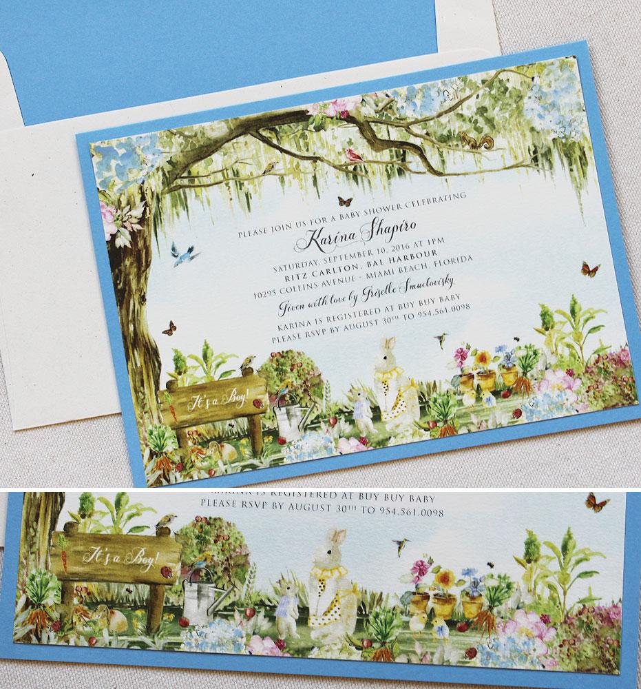 woodland-baby-shower-invites