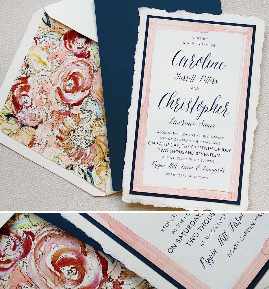 watercolor-frame-wedding-invitation