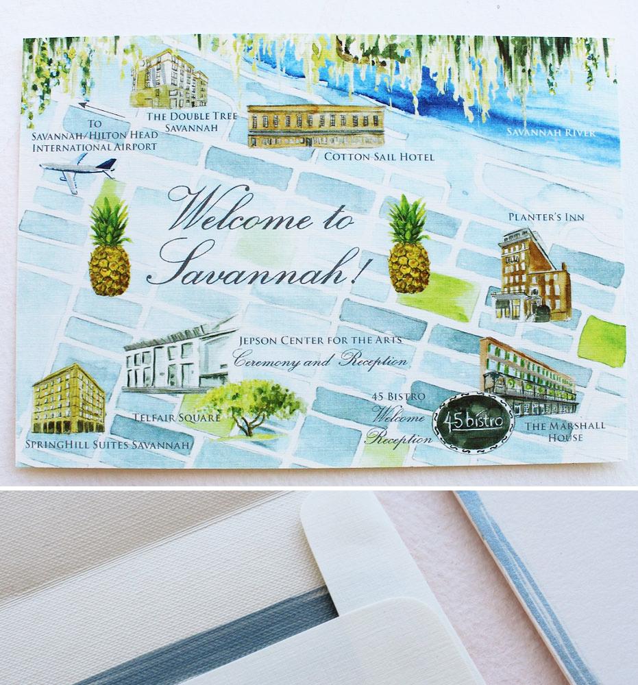 watercolor-wedding-map