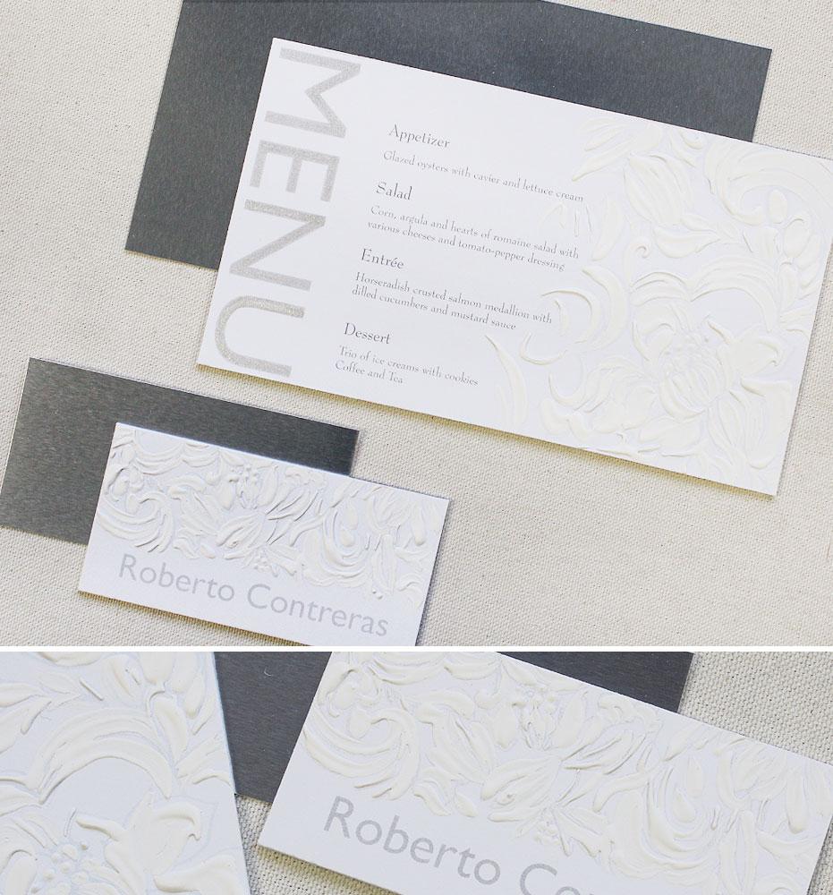 all-white-wedding-stationery