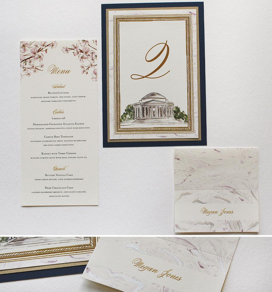 washington-dc-wedding-stationery