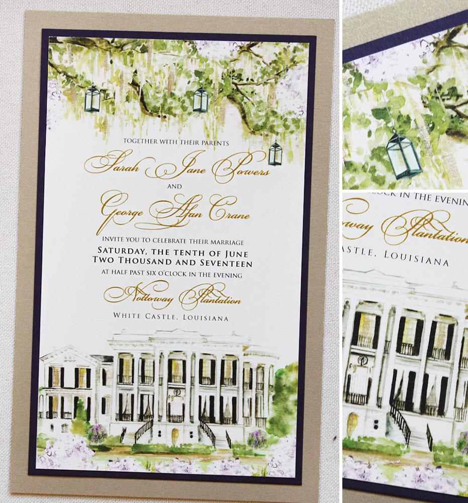 southern-wedding-invitation
