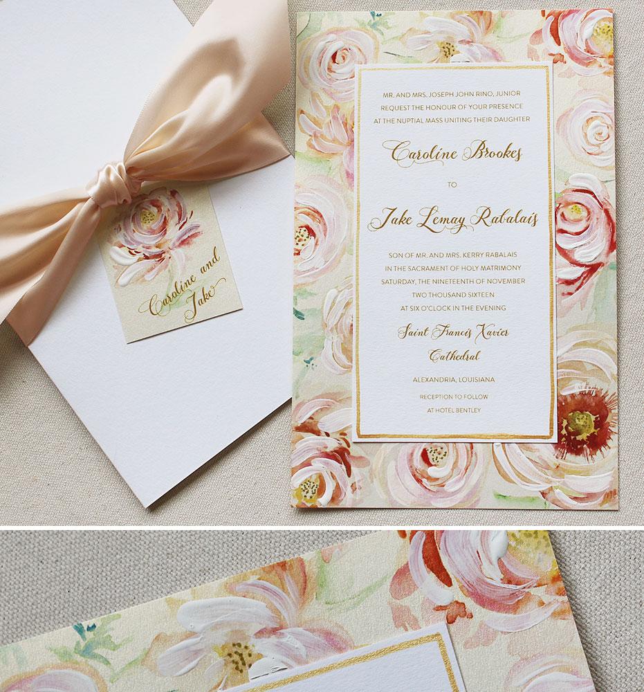 floral-pattern-wedding-invitation