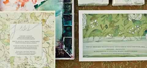 botanical-custom-holiday-cards