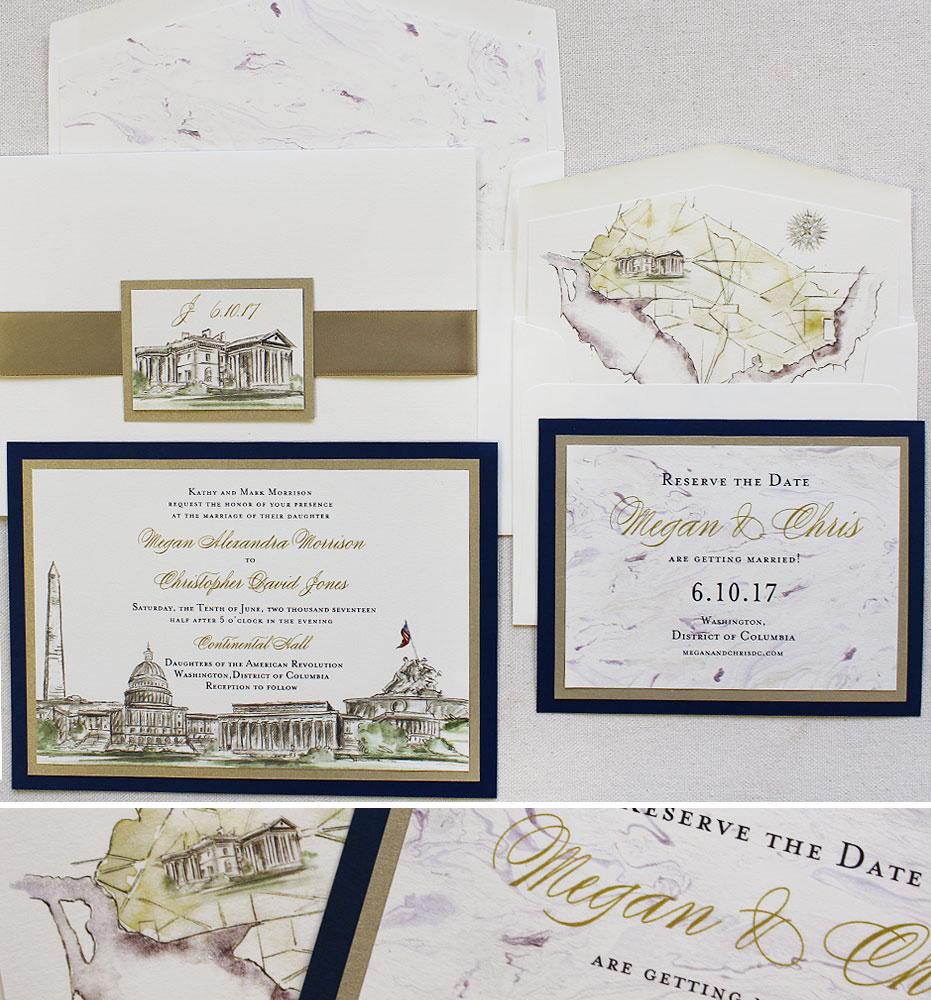 washington-dc-wedding-invites