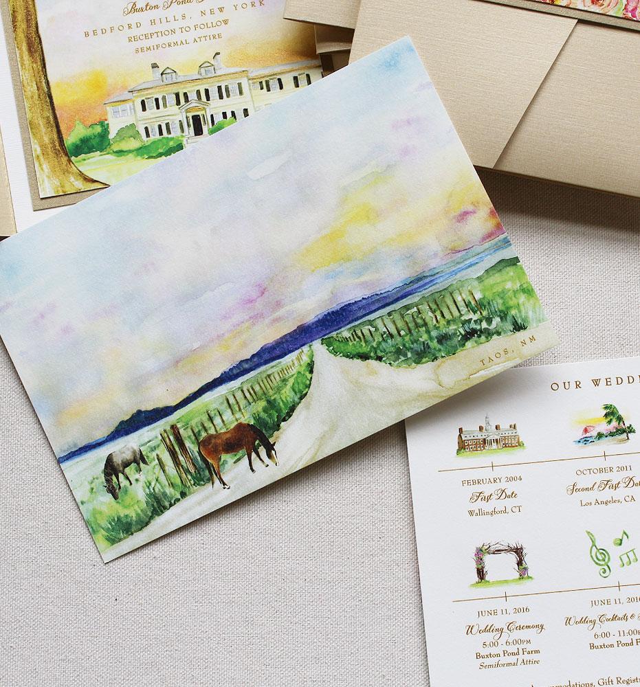 southwest-wedding-invitation