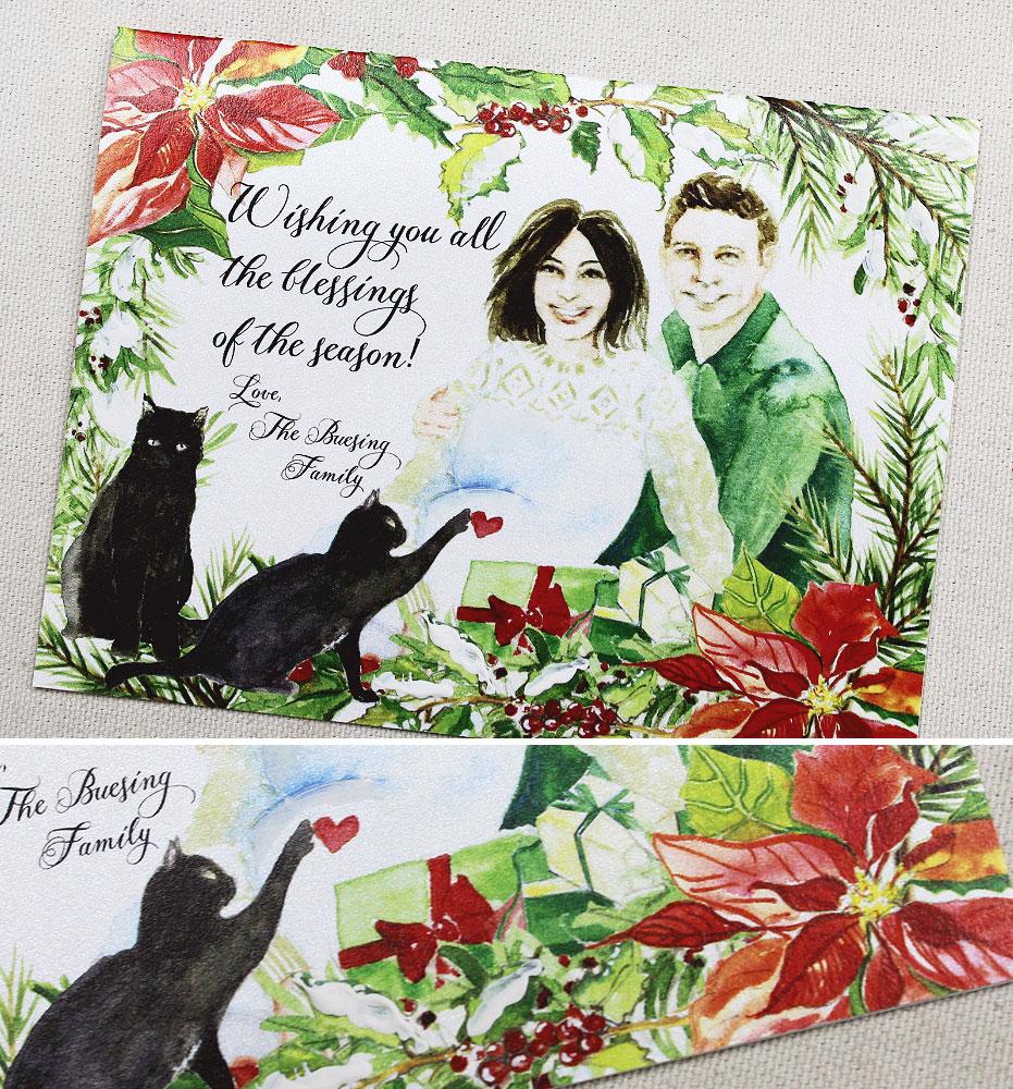 custom-illustrated-holiday-cards