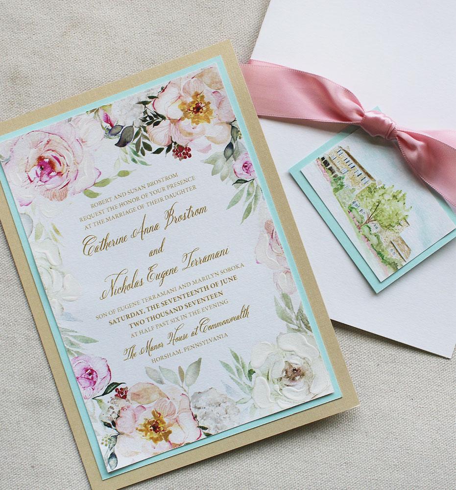 watercolor-rose-wedding-invitation