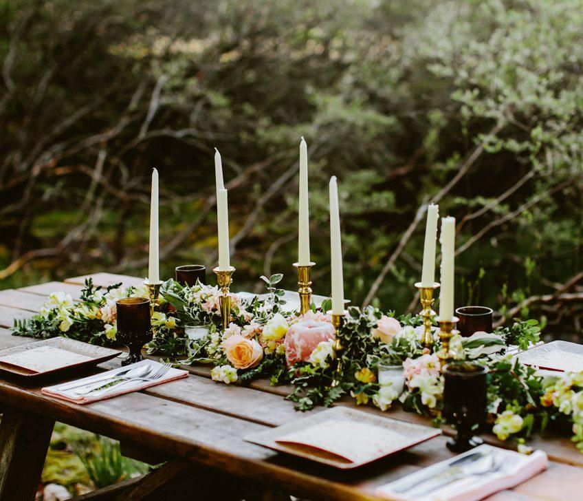 bohemian-wedding-flower-ideas