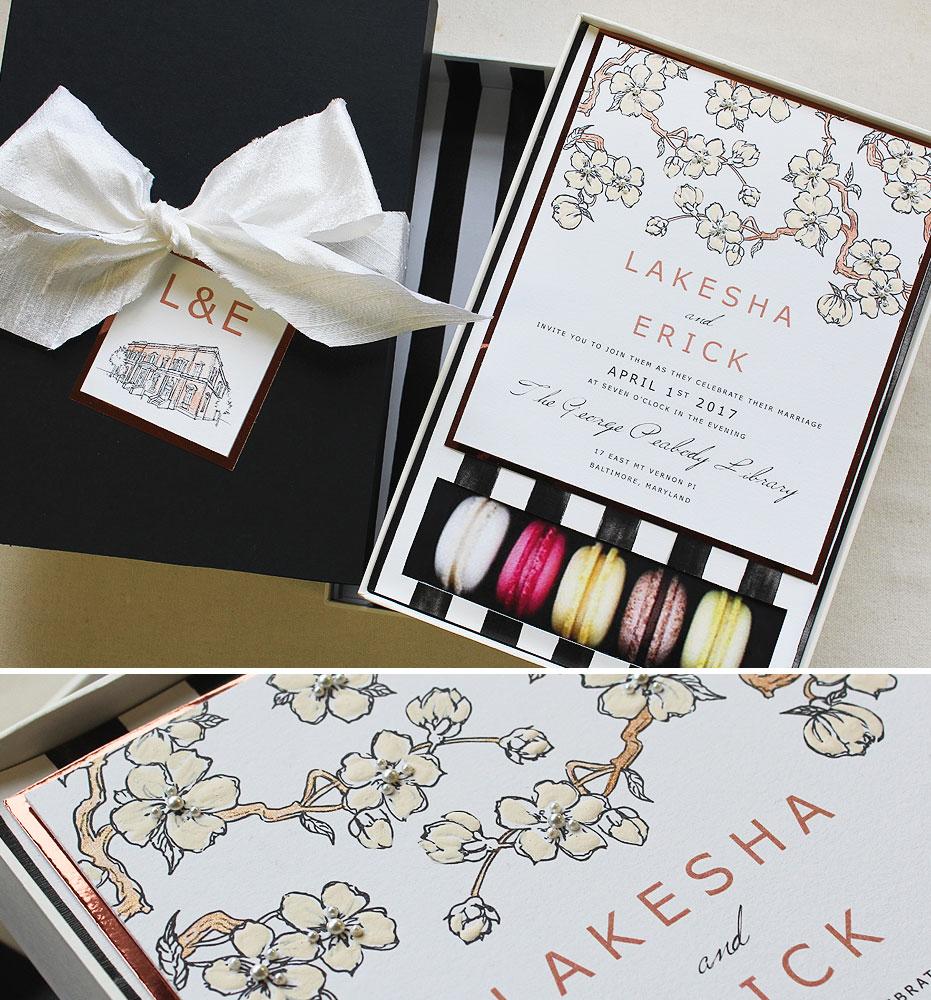 macaron-wedding-invitation