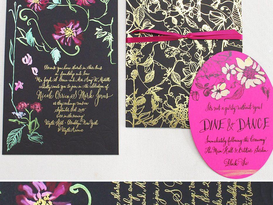 gold-glam-wedding-invitations