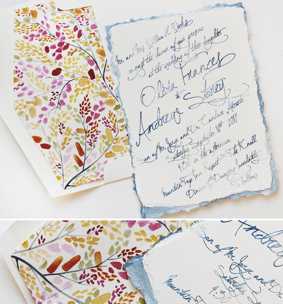 watercolor-calligraphy-wedding-invitation