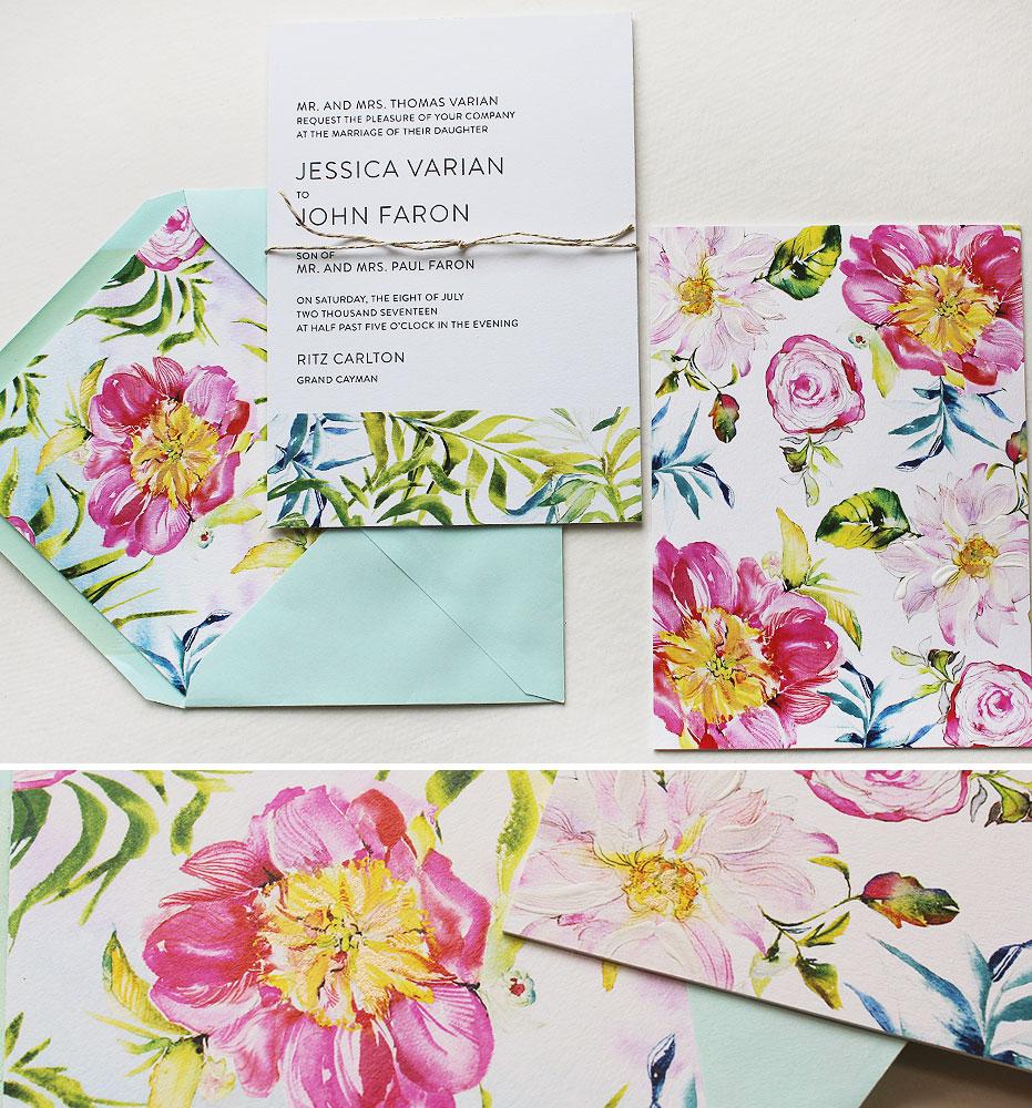 tropical-floral-wedding-invitation