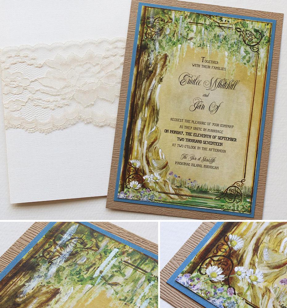 rustic-woodland-wedding-invitation