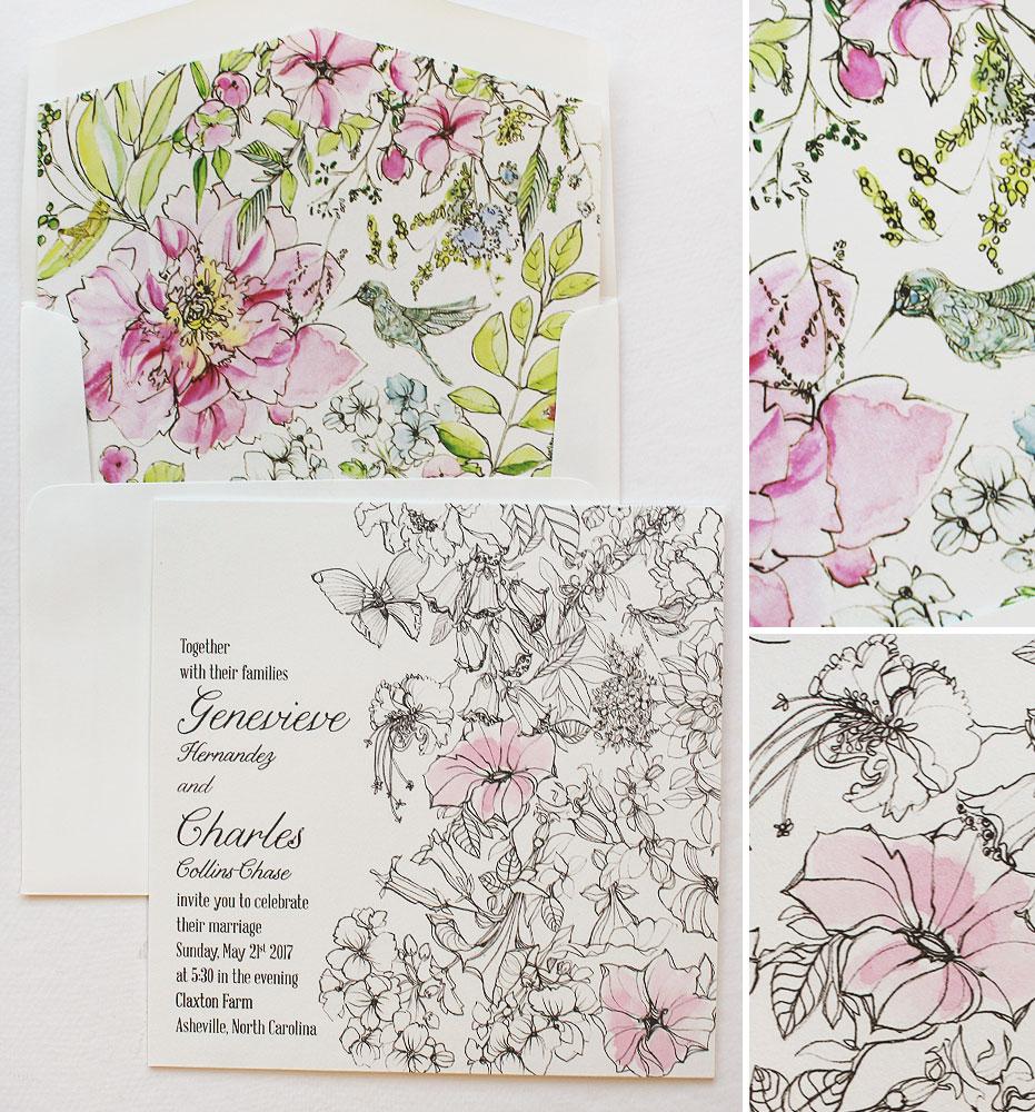 floral-wedding-stationery