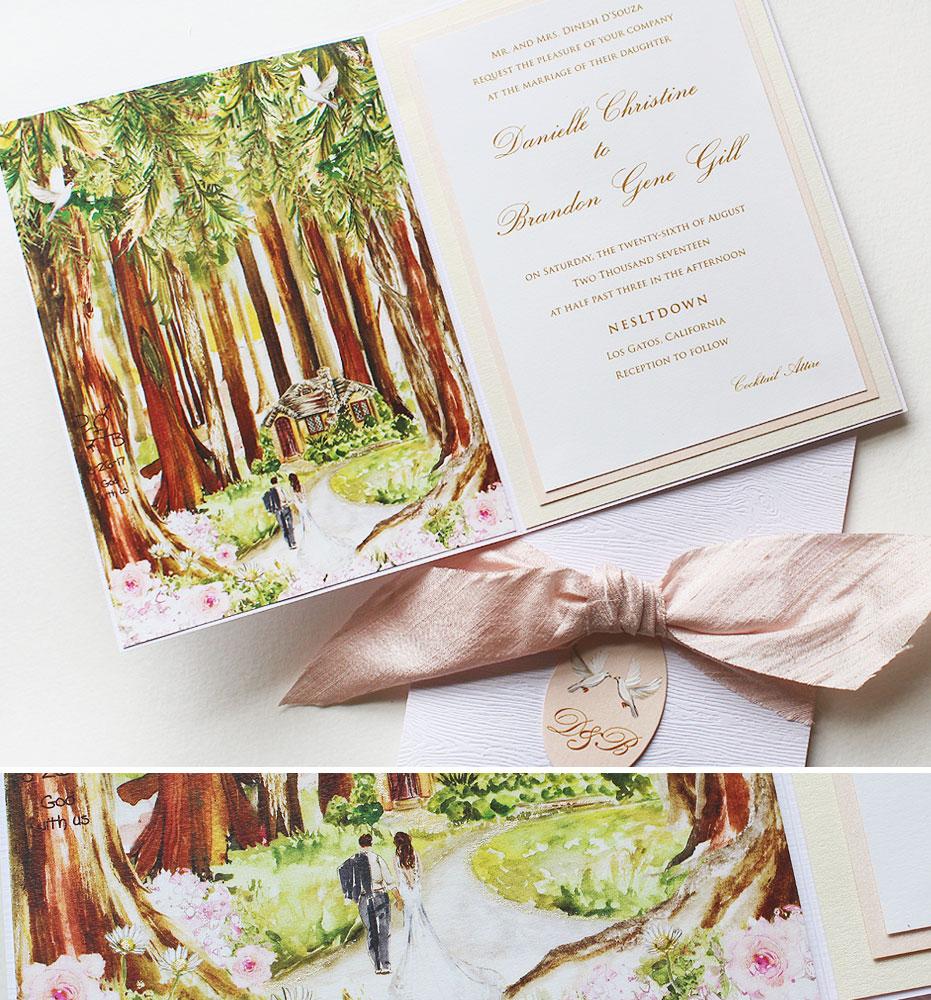 woodland-wedding-invitations