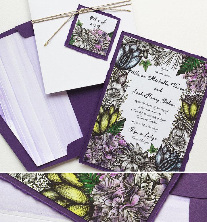 bold-and-bright-wedding-invitation