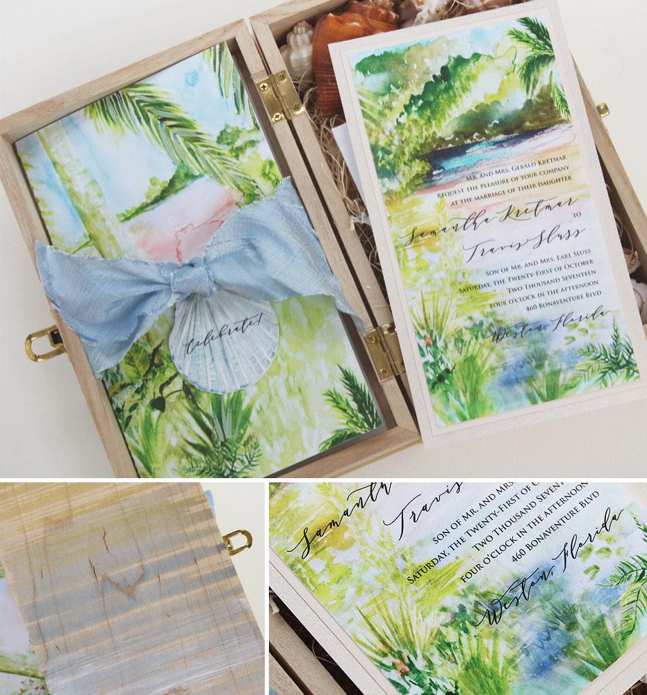 florida-wedding-invitations