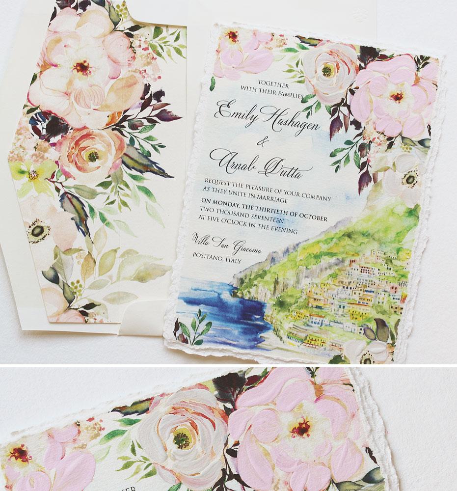 floral-and-landscape-wedding-invitation
