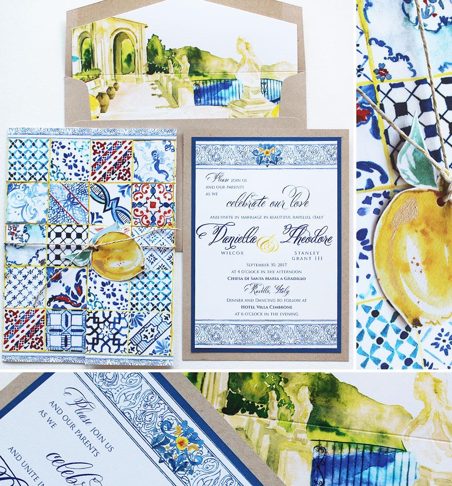 watercolor-tile-wedding-invitations