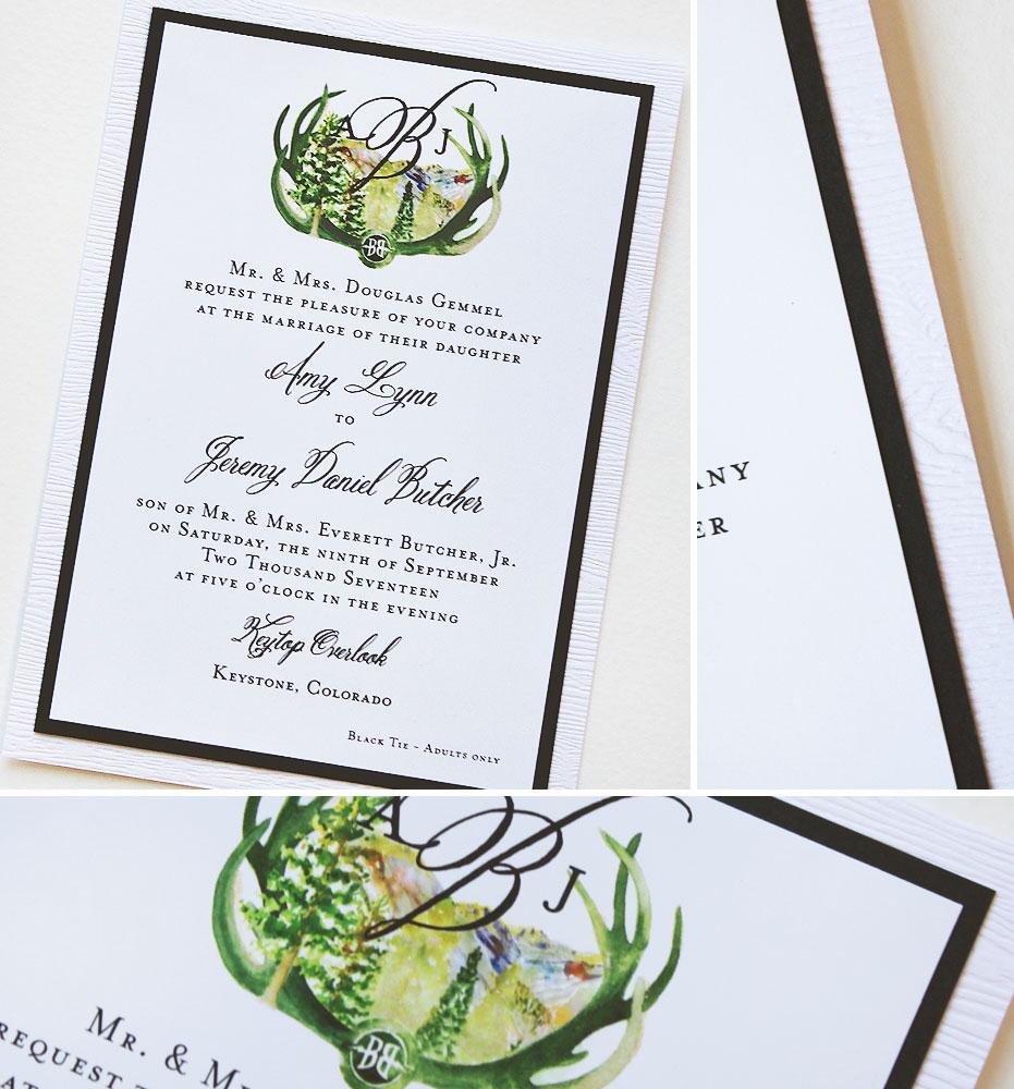 woodland-wedding-invitation