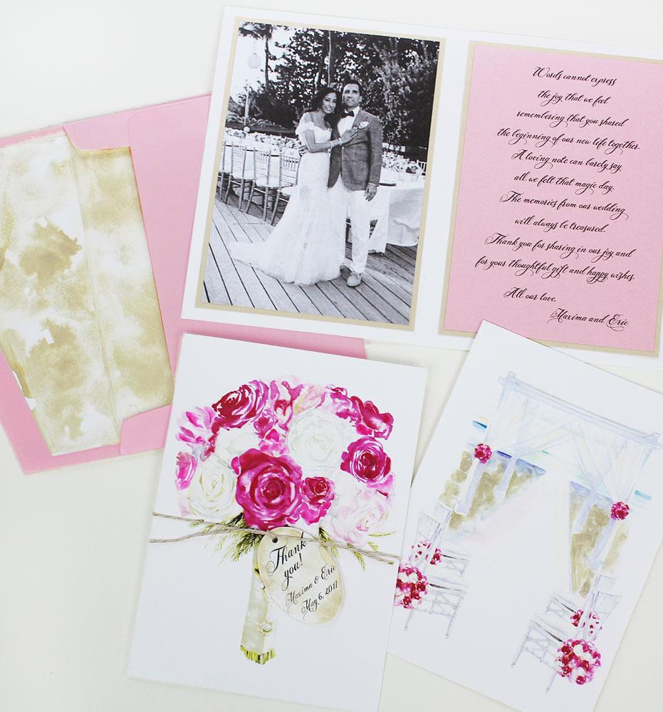 custom-wedding-thank-you-notes