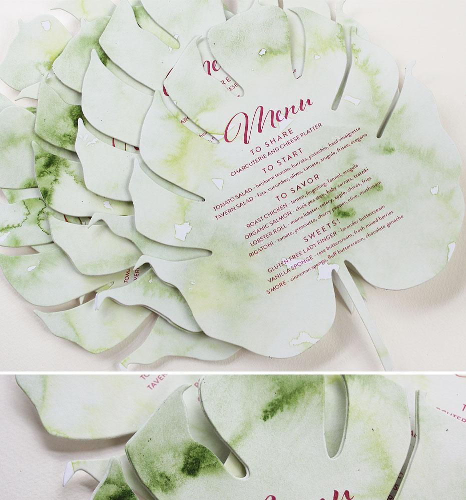 watercolor-wedding-menus
