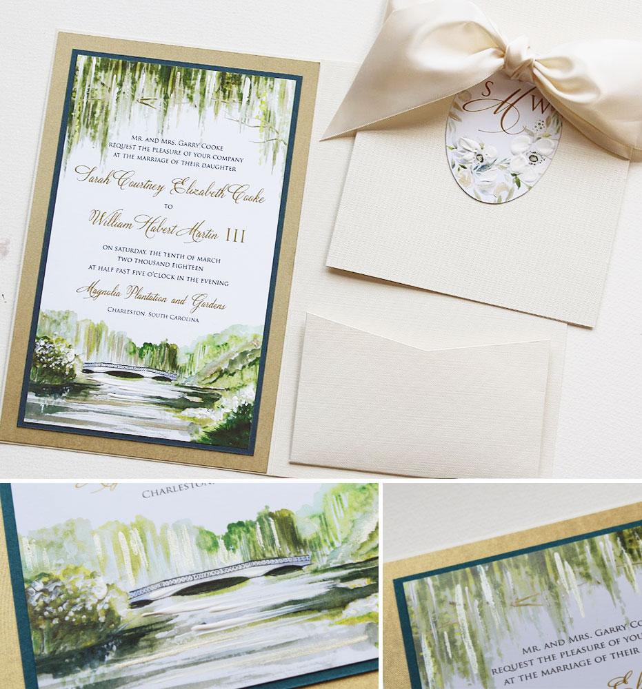 southern-plantation-wedding-invitation