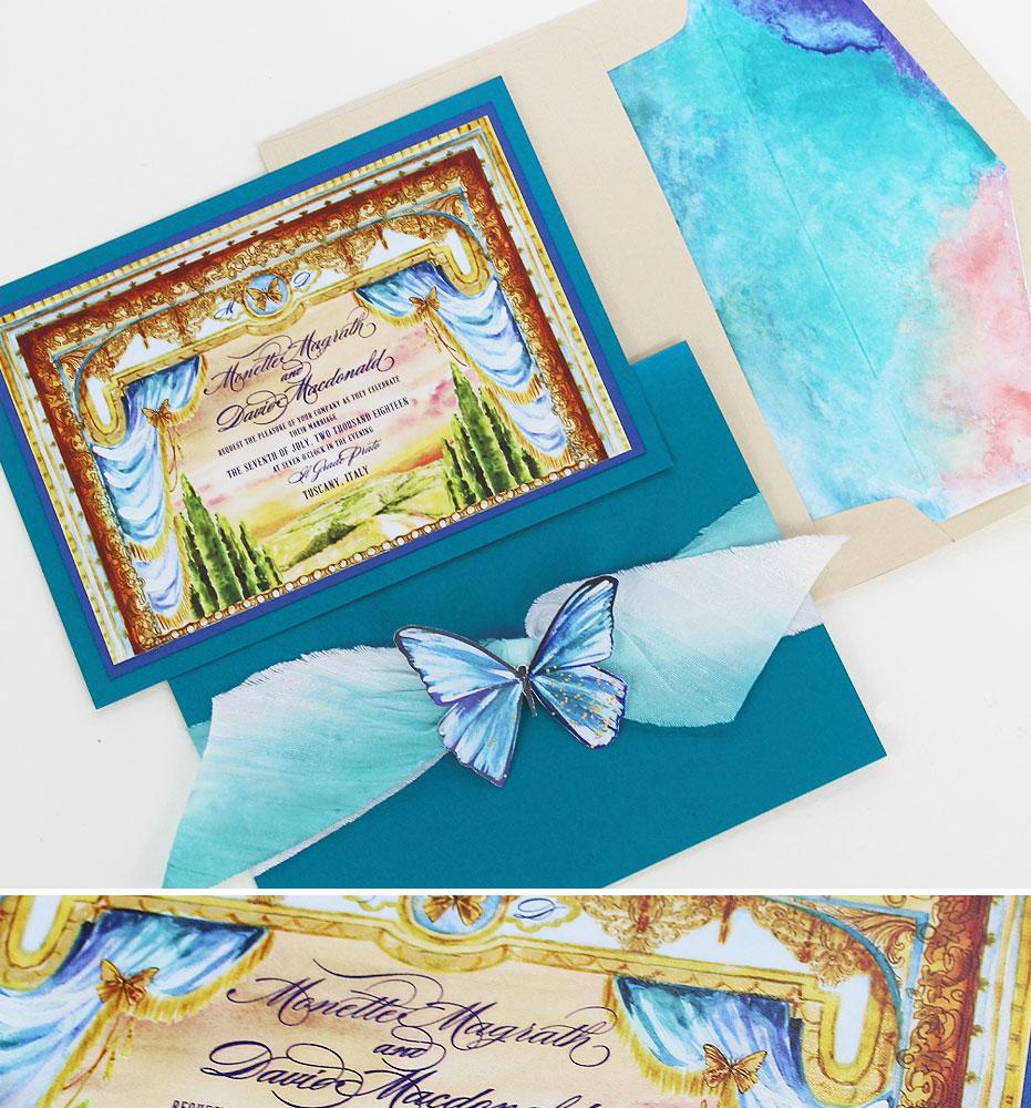 painted-landscape-wedding-invitation