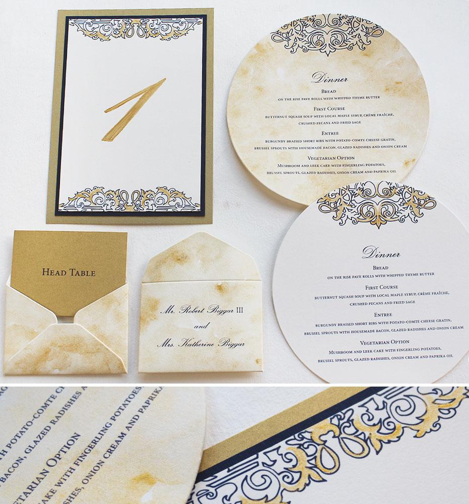 Custom Wedding Day Accessories