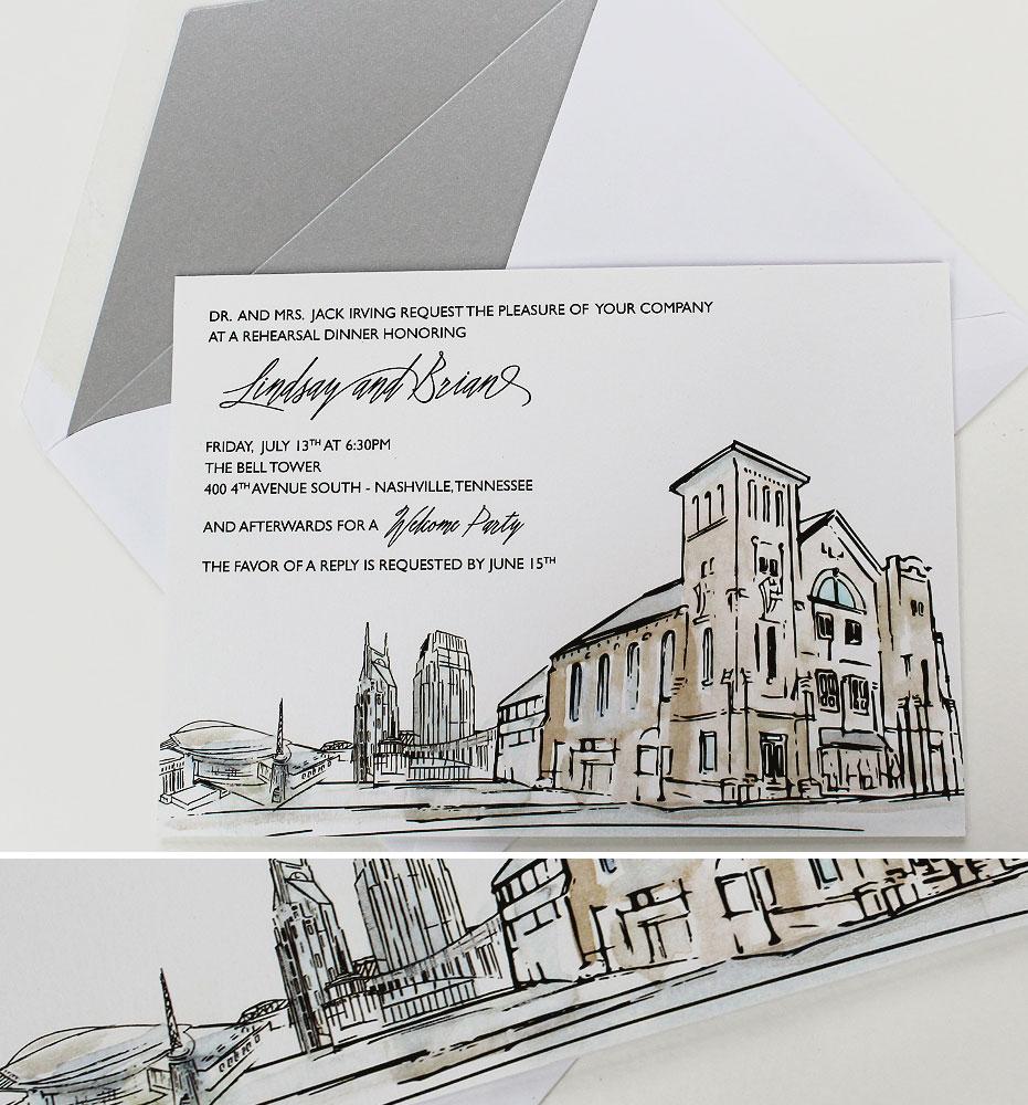 Custom City Illustration