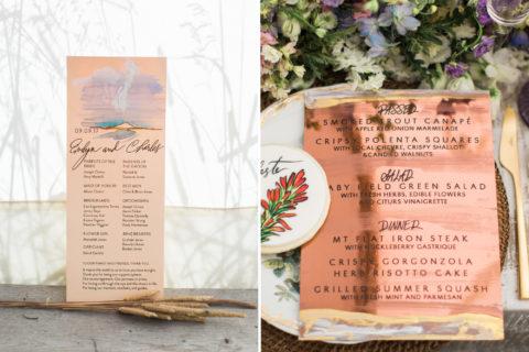 luxury-wedding-menu-copper