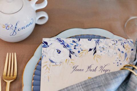 wooden-menu-calligraphy-favor