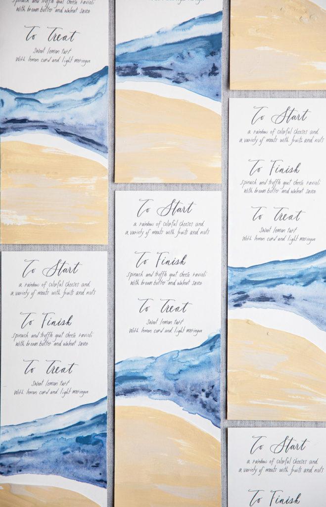 watercolor-wedding-menu