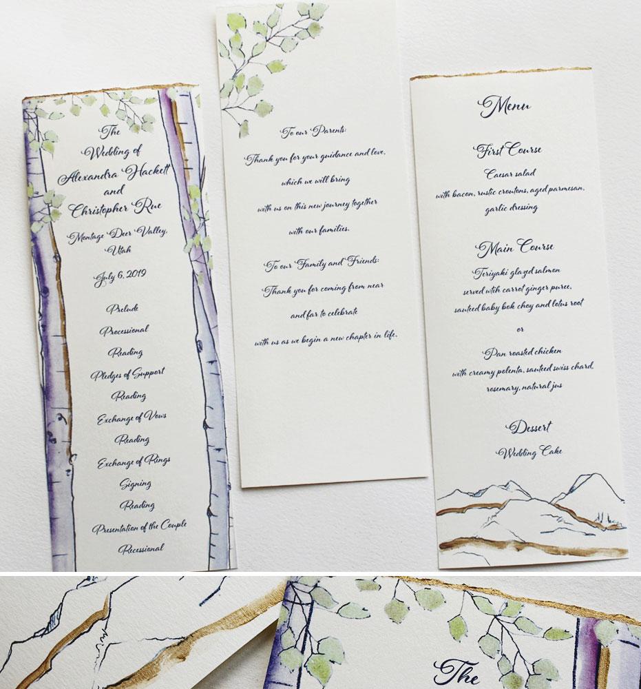 Utah Wedding Day Accessories