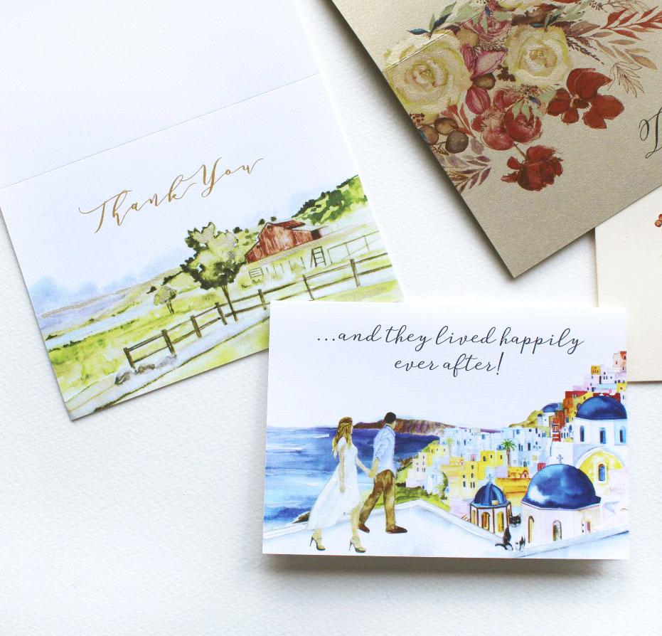 watercolor-wedding-thank-you-notes