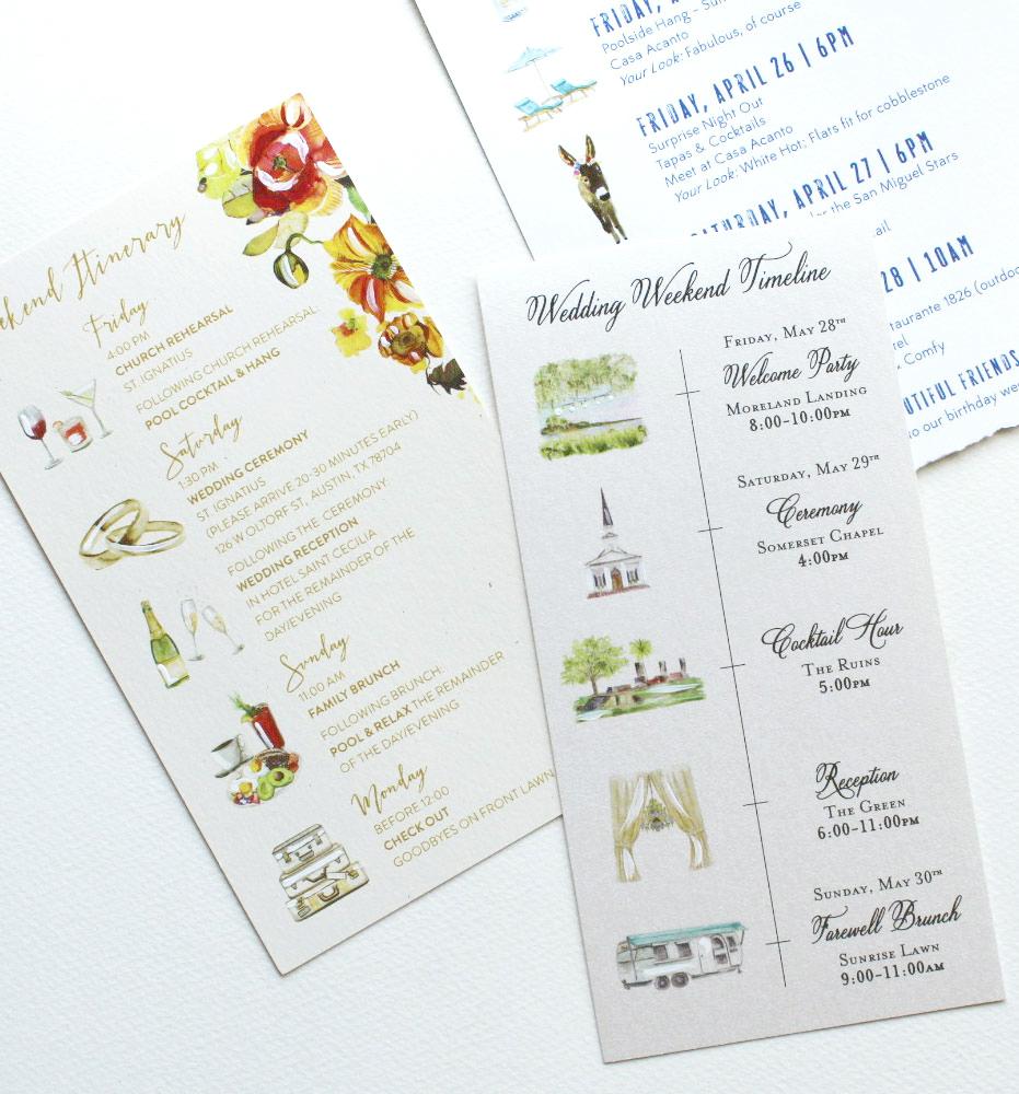 custom-wedding-weekend-itinerary