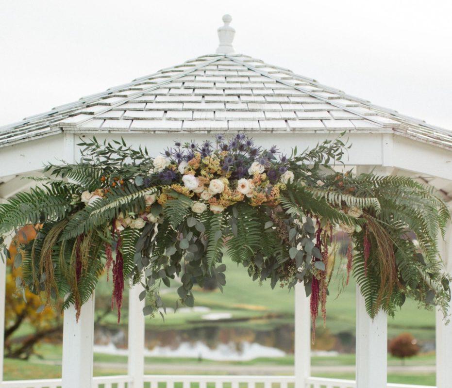 Autumn Wedding Florals