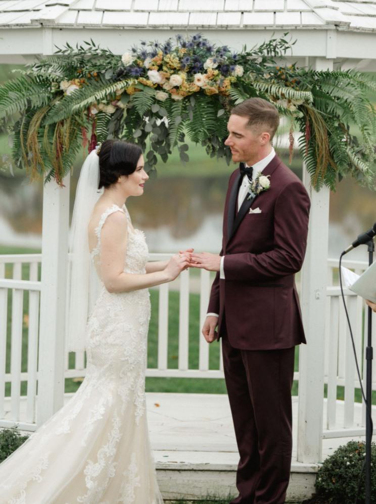 Fall Wedding Botanicals